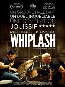 Whiplash, Affiche